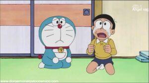 Doraemon Capitulo 396 El confuso primer día de escuela de Nobita