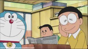 Doraemon Capitulo 399 Bienvenidos al hotel Nobi