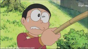 Doraemon Capitulo 402 La picina para pescar objetos perdidos