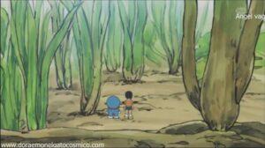 Doraemon capitulo 304 Aventura en el mundo de los insectos