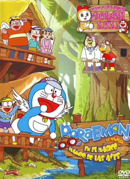 Doraemon y El Mágico Mundo De Las Aves