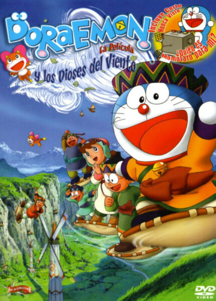Doraemon Y Los Dioses Del Viento