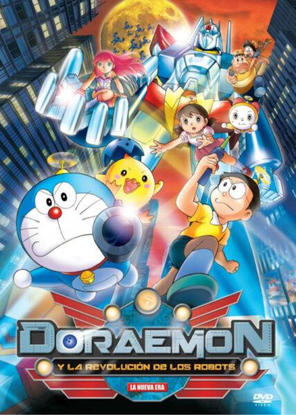 Doraemon y la revolucion de los robots