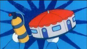 Aparatos de Doraemon