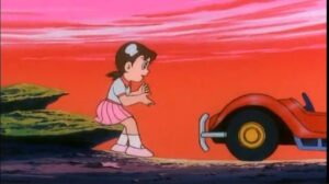 Doraemon Atlantis el castillo del mal
