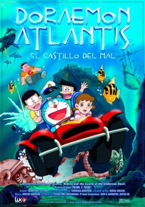 Doraemon Atlantis el castillo del mal película completa en español