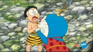 Doraemon el nacimiento de japon