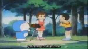 Doraemon y La guerra espacial de nobita