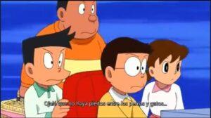 Doraemon y la leyenda del espacio de tiempo