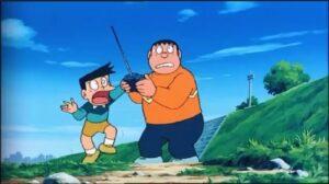 Doraemon y los caballeros enmascarados