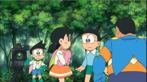 Doraemon y los héroes espaciales