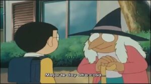 Doraemon y los tres mosqueteros
