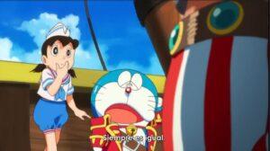 Doraemon En La Isla Del Tesoro