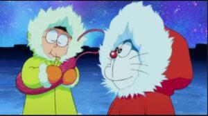 Doraemon y los Kachi Kochi Aventura En La Antartida