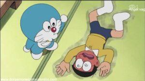 Doraemon Capitulo 403 La máquina para apreciar el valor de las cosas