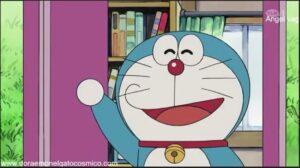 Doraemon Capitulo 406 La gran aventura de la nutria Nobita