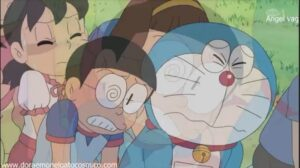 Doraemon Capitulo 409 la nueva cancion de Gigante