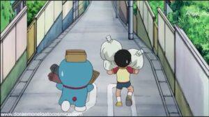 Doraemon Capitulo 412 Recuerdos de la abuela