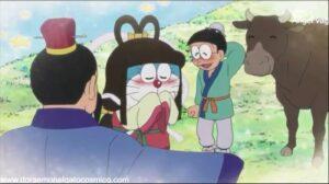 Doraemon Capitulo 413 El cielo del Tanabata se ha caído