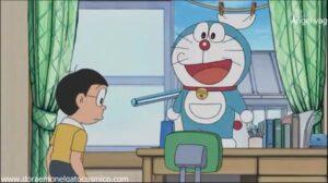 Doraemon Capitulo 415 el bolsillo magico de respuesto