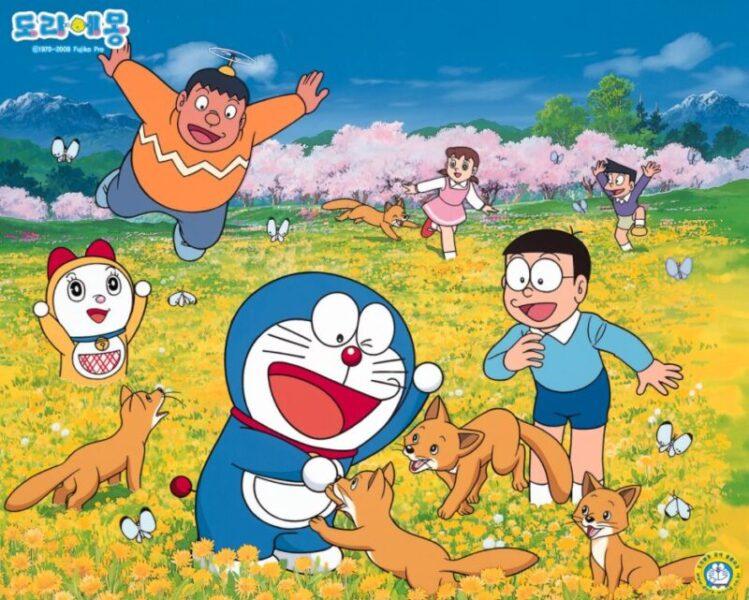 Doraemon todos los capítulos 1979